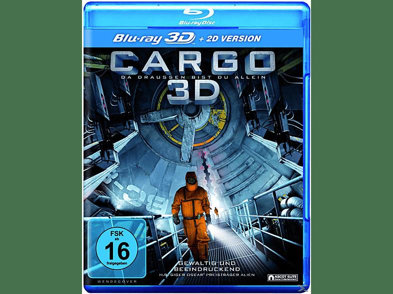 Cargo - Da draussen bist du allein [3D Blu-ray]