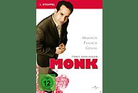 Monk - Staffel 1 [DVD]