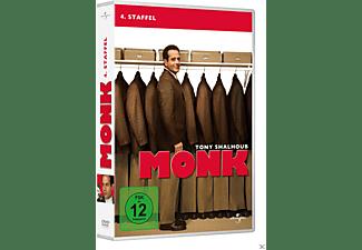 Monk - Staffel 4 DVD