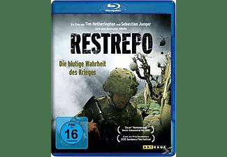 Restrepo - Die blutige Wahrheit des Krieges Blu-ray