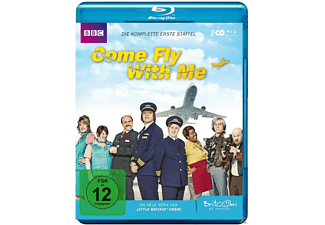 Come Fly With Me - Die komplette erste Staffel Blu-ray
