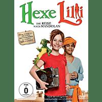 Hexe Lilli - Die Reise nach Mandolan [DVD]