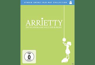 Arrietty - Die wundersame Welt der Borger Blu-ray