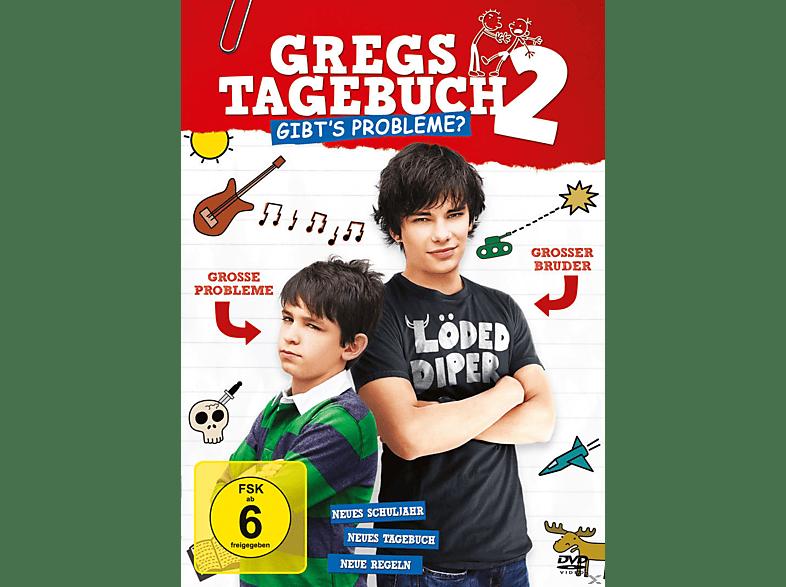 Gregs Tagebuch 2 – Gibt's Probleme? [DVD]