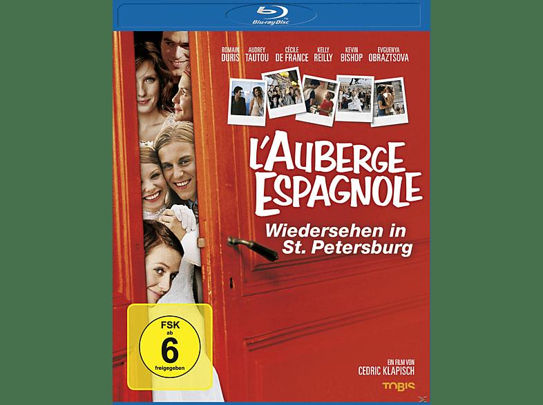 L'Auberge Espagnole 2 - Wiedersehen in St. Petersburg [Blu-ray]