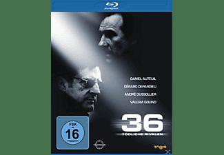 36 - Tödliche Rivalen Blu-ray