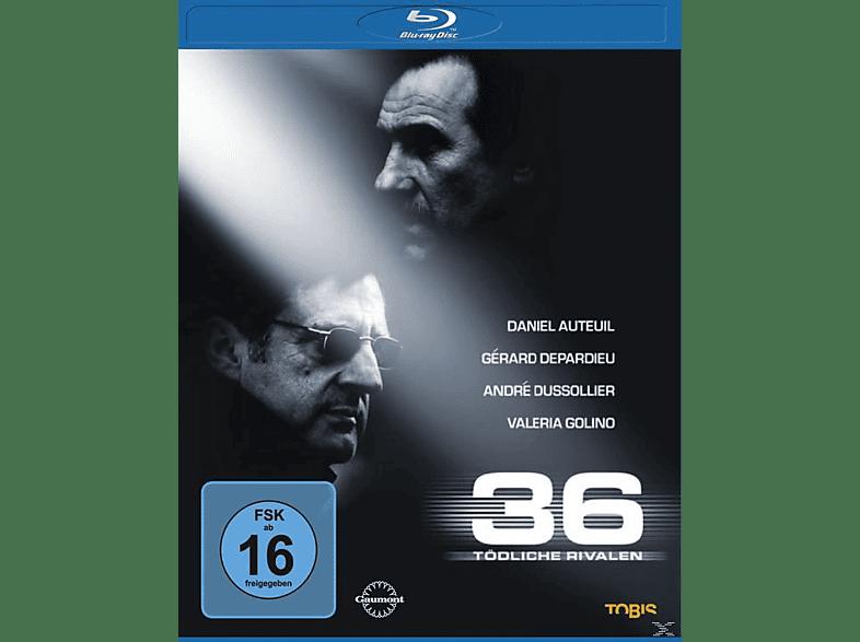 36 - Tödliche Rivalen [Blu-ray]