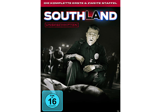 Southland - Staffel 1&2 DVD