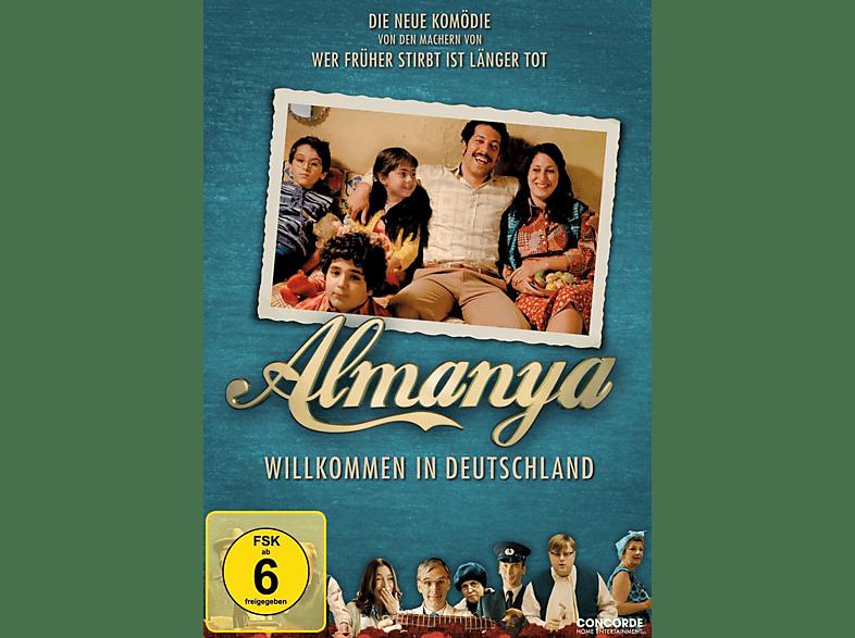 Almanya - Willkommen in Deutschland [DVD]