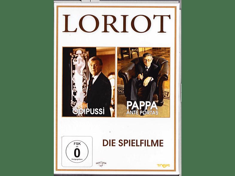 Loriot - Die Spielfilme [DVD]