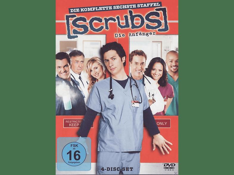Scrubs - Staffel 6 [DVD]