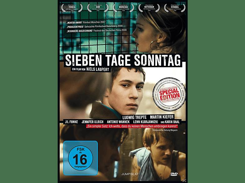 Sieben Tage Sonntag [DVD]