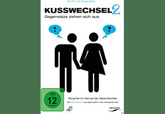 Kusswechsel 2 - Gegensätze ziehen sich aus DVD
