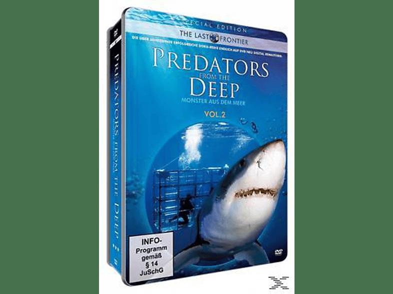 The Last Frontier - Vol. 2: Predators from the Deep [DVD]