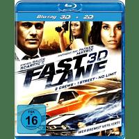 FAST LANE [3D Blu-ray]