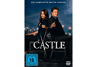 Castle - Staffel 3 DVD