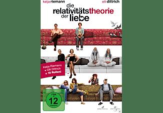 Die Relativitätstheorie der Liebe DVD