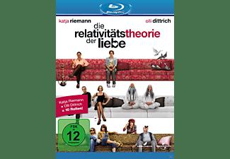 Die Relativitätstheorie der Liebe Blu-ray