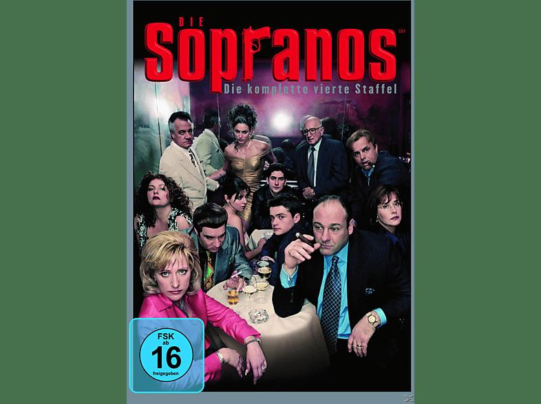 Die Sopranos - Staffel 4 [DVD]