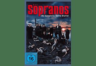 Die Sopranos - Staffel 5 DVD