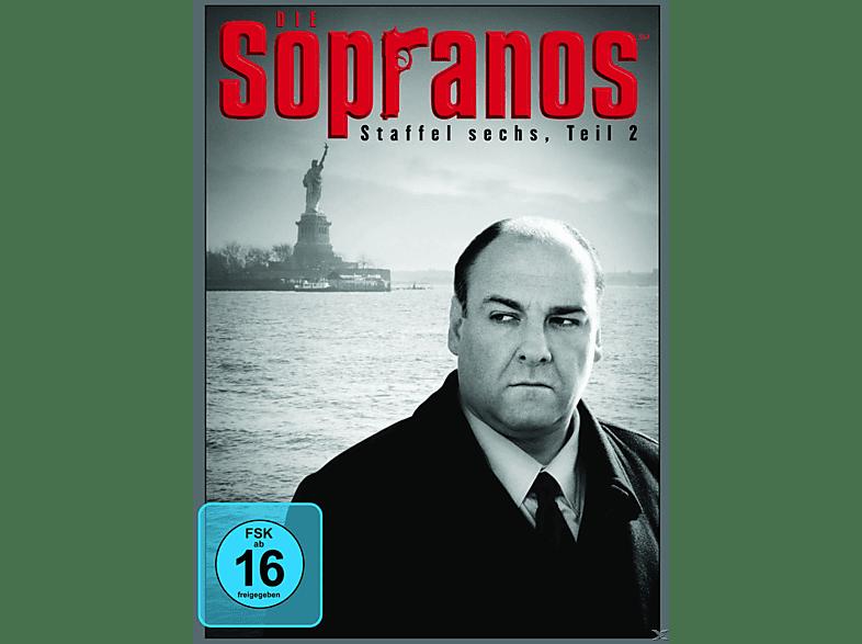 Die Sopranos - Staffel 6.2 [DVD]