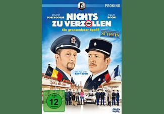 Nichts zu verzollen DVD