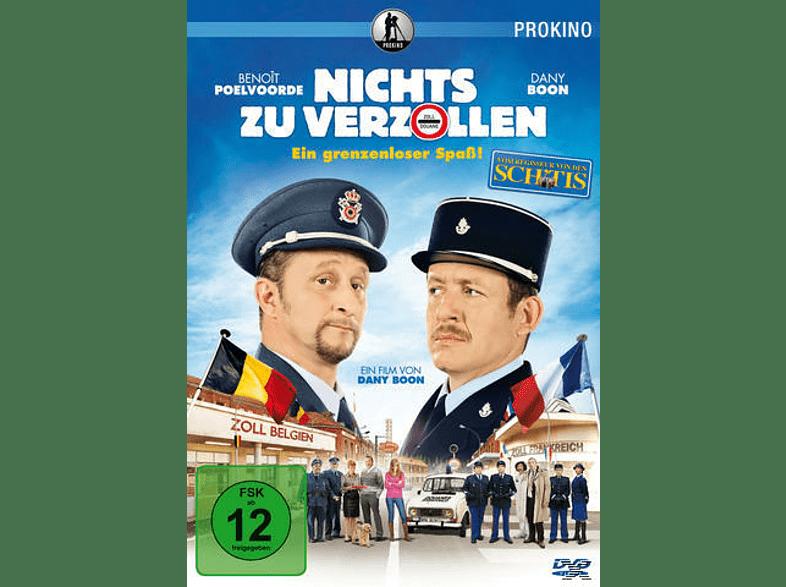 Nichts zu verzollen [DVD]
