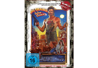 "Big Trouble in Little China - ""Action Cult Uncut"" DVD"