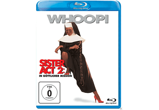 Sister Act 2 - In göttlicher Mission Blu-ray