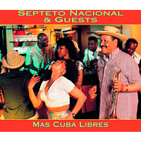 Septeto National - Mas Cuba Libres [CD]