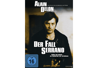 Der Fall Serrano DVD
