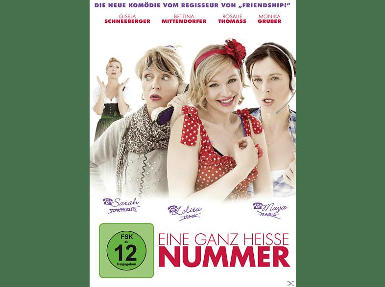 Eine ganz heiße Nummer [DVD]