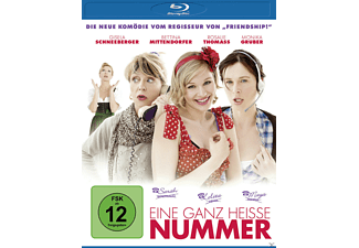 Eine ganz heiße Nummer Blu-ray