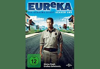 EUReKa - Staffel 1 DVD