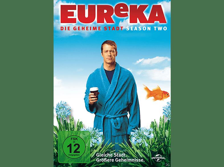 EUReKa - Staffel 2 [DVD]