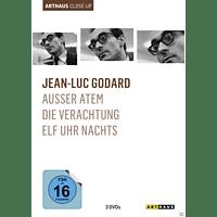 Jean-Luc Godard Arthaus Close-Up [DVD]