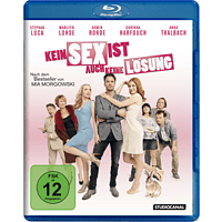 Kein Sex ist auch keine Lösung Blu-ray