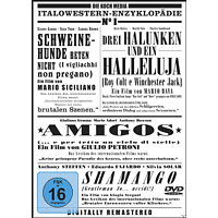 Italowestern-Enzyklopädie No. 1 (4 DVDs, limitiert) [DVD]