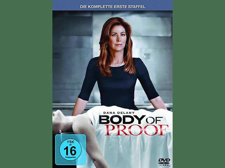 Body of Proof - Staffel 1 [DVD]