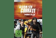 Alarm für Cobra 11 - Staffel 27 (Folgen 215-220) [DVD]