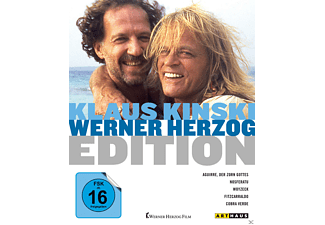 Klaus Kinski & Werner Herzog Edition Blu-ray