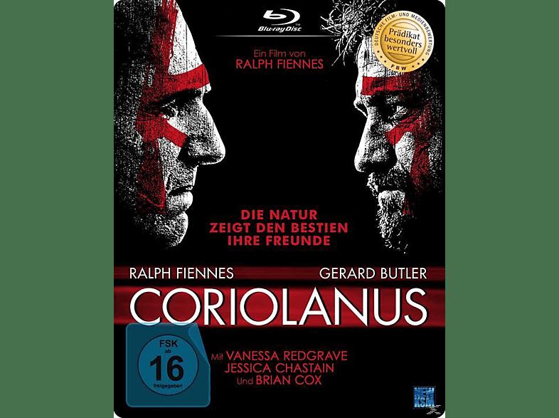 Coriolanus (Steelbook Edition) [Blu-ray]