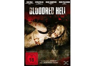 Bloodred Hell DVD