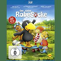 DER KLEINE RABE SOCKE 3D [3D Blu-ray]