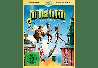 Die Olsenbande in feiner Gesellschaft 3D Blu-ray