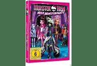 MONSTER HIGH - MEGA MONSTERPARTY [Blu-ray]