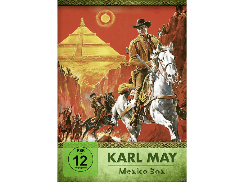Karl May - Mexiko Box [DVD]