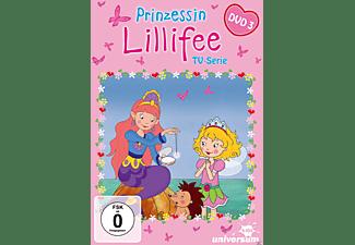 Prinzessin Lillifee - DVD 3 - Episode 11 - 15 DVD