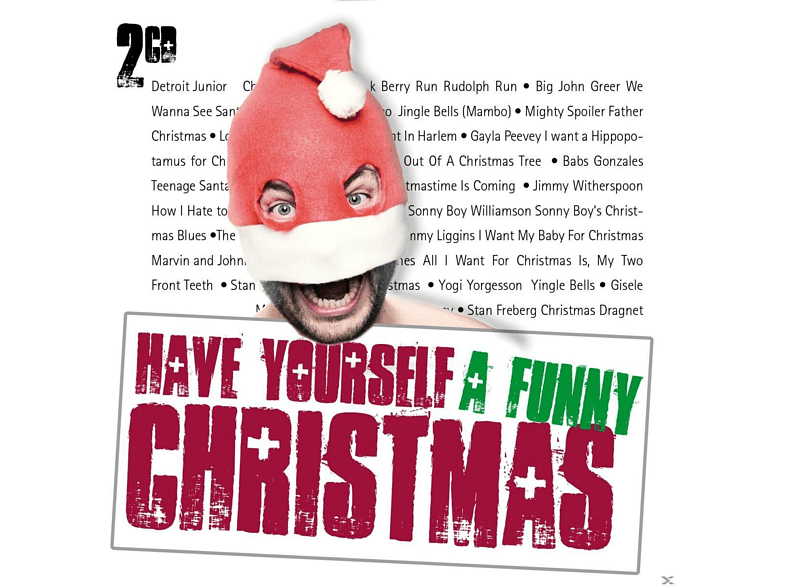 Various - Have Yourself A Funny Christmas [CD]