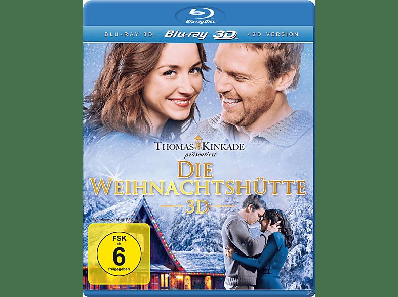 Thomas Kinkade - Die Weihnachtshütte 3D [3D Blu-ray]